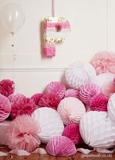 Sneak peek of pink pinata and party shoot being revealed this week! @Charlotte Willner Willner Willner Willner Willner love