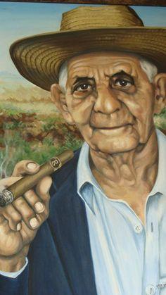 viejo guajiro cubano