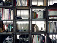 milkcrate bookcase