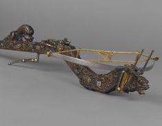 Arbalète à jalet dite de Catherine de Médicis - Musée de l'Armée