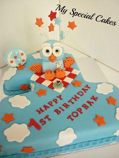 My Special Cakes: Hoot Cake Novelty Cakes, Cartoon Cakes, Snoopy, Christmas Ornaments, Holiday Decor, Happy, Baking, Christmas Jewelry, Bakken