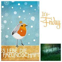 Tag 23/40 heute bin ich besonders DANKBAR für... freundschaft - freitag - natur & wasser