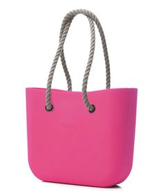 Look what I found on #zulily! Magnenta Natural Rope Handle O Bag by O Bag #zulilyfinds