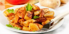 Dilli Ki Fried Aloo Chaat recipe