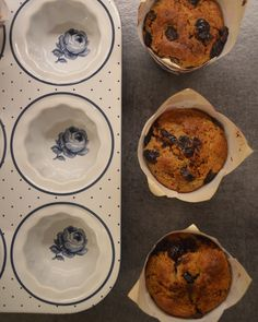 Cranberries muffin