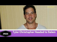 Tyler Christopher is coming to #Daysofourlives #DOOL ⏳ #GH - YouTube