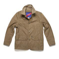 51c0b1d00e78 Best Made Co Light Waxed Jacket Waxed Canvas Jacket
