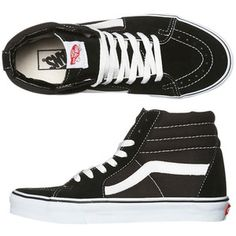 f8fd5765bf56 Shoes. High Top Vans OutfitBlack ...