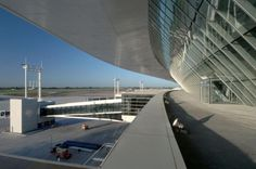 Carrasco International Airport in Montevideo, Uruguay