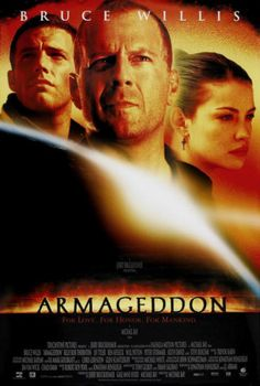 Armageddon - excellent movie!