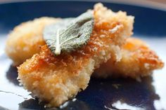 Health is Wealth Journal: Crispy Cod with Sage Butter