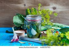 Rustic Food And Garden Image Stock Photos, Images, & Pictures   Shutterstock