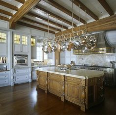 Kitchen in US by Brian J. McCarthy Inc.