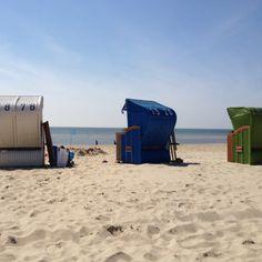 Wyk auf Föhr. Love Northern Germany beaches