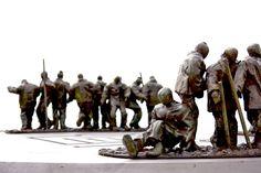Brittenburg (kunstenaar Nicolas Dings) Greek, Statue, Art, Art Background, Kunst, Performing Arts, Greece, Sculptures, Sculpture