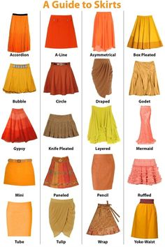 Every woman should have her own unique style. Having a unique style can help you standout, be more memorable, and look and feel more confident. So whether you're new to the fashion world or the completely savvy fashionista, the below insanely helpful style charts will give you all of the information you never knew you needed.