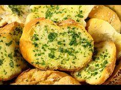 Cheesy Garlic Bread Pizza Base | One Pot Chef - YouTube