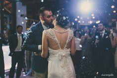 Sweet Dreams!  Fada linda Carol Frydman. Wedding Dress Atelier Carla Gaspar, foto Duo Borgatto
