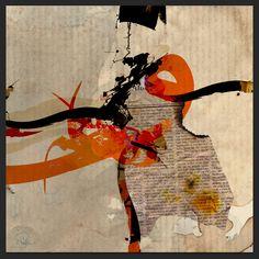 """""""Eternal Zues"""" by artist Khalid Shahin"""