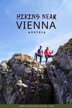 Looking for an outdoor day trip from Vienna, Austria? We've compiled our favorite hikes in the Wiener Hausberge (Vienna Mountains / Vienna Alps), which make perfect day trips from Vienna in Spring, Summer, or Fall. You can reach these hiking destinations by car, or transit.   #hiking #austria #vienna #viennadaytrip #raxalpe #schneeberg #wienerhausberge #viennamountains Go Outdoors, The Great Outdoors, Day Trips From Vienna, Backpacking, Camping, Austria Travel, Adventure Activities, Vienna Austria, Best Hikes