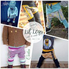 LitLegs ♥ cool & wave Gr. 56-110