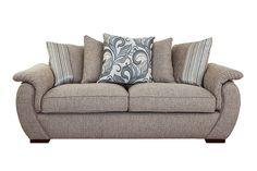Buoyant Lexi sofa collection / 3 seater sofa £549