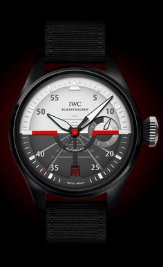 Fancy - IWC Big Pilot Top Gun Miramar
