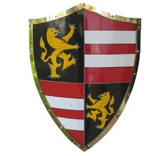 Coat of Arms Shields, hand painted $300