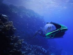 U-Boat's Bubbly Deep-Sea Submersible Is the Ultimate Yacht Toy | American Luxury