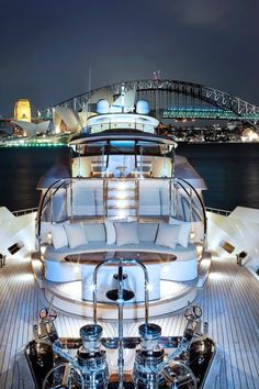 Luxury Super Yacht 'Live The Good Life - All about Luxury Lifestyle