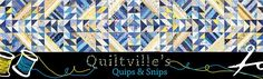 Quiltville's Quips & Snips!! Links to Bonnie Hunter scrap quilt patterns and mystery quilt patterns