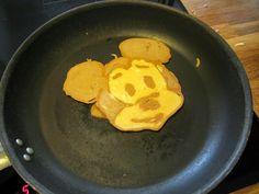 Pannukakkuja pienellä Disney-kierteellä