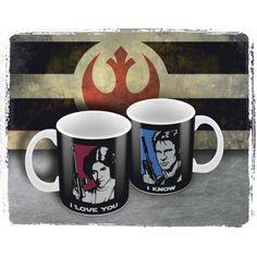 Starwars - Han Solo & Leia