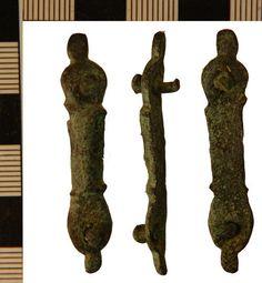 NLM-694D42: Medieval Casket Mount