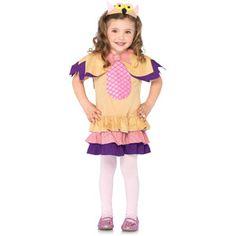 Hoot Owl Toddler Halloween Costume