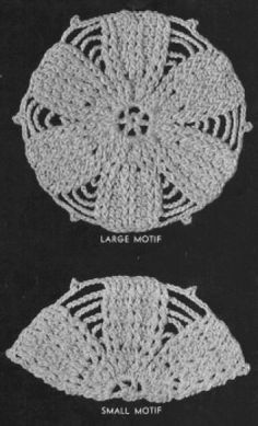 Robin Harley Blog: 1939 Vintage Crochet Pattern Spider Wheel Bedspread, Chair Set, Scarf, Centerpiece, and Doilies