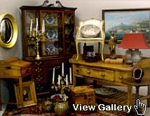 Site for antique and vintage online price guide--useful to determine vallue of antique items