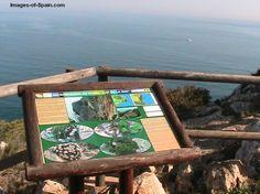 Cap De La Nau Javea Spain