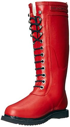 ILSE JACOBSEN Women's Rub 1 Rain Boot,Red,35 EU/5 M US IL... https://www.amazon.com/dp/B005OK0TM0/ref=cm_sw_r_pi_dp_x_shOhybAE53DVR