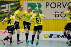 Girls U-17 Finals 3rd game PSS-Loisto - null