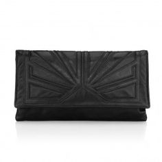 Soft Lucy Clutch - Black by Bracher Emden Clutch, Badger, Continental Wallet, Calves, Unique Jewelry, Jewelry Ideas, Purses, Lamb, Shopping