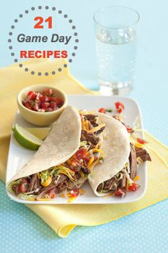 21 easy and tasty Super Bowl party recipes