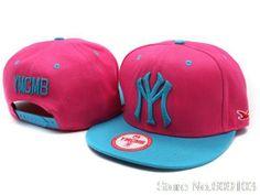 Freeshipping  YMCMB  Snapback hats hot pink  / blue   brand new  men & women's designer adjustable  caps $9.99