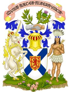 Nova Scotia Coat of Arms