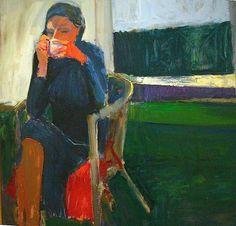 Coffee, by Richard Diebenkorn, 1959.