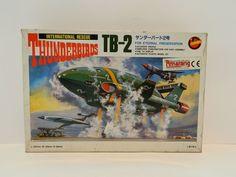 Thunderbirds TB-2 Model Kit  IMAI Harley Davidson, Kit, Baseball Cards, Ebay, Model, Scale Model, Models, Template