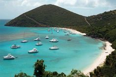 11 Best Snorkeling in the World - Jost Van Dyke BVI