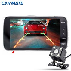 """4.0"""" IPS Car DVR Camera AIT8328P Dash Cam 1080P Video Recorder Registrator G-Sensor Night Vision Car Camcorder DVRs ** Find similar products by clicking the VISIT button"""