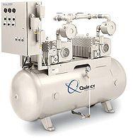Quincy Q12120p Air Master 2 Hp 20 Gallon Belt Drive