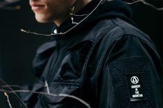 Mountain Research x Reebok Alien Stomper Release | HYPEBEAST Outdoor Wear, Outdoor Outfit, Reebok Alien Stomper, Biker Wear, Reebok Club C, Fishing Vest, Japanese Streetwear, Training Pants, Shades Of Black